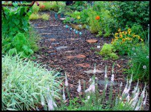 садовая дорожка пластиковая