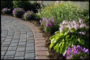 садовые дорожки сделать