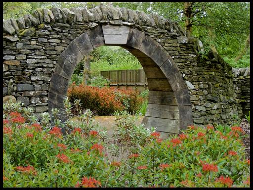 арка из камня своими руками