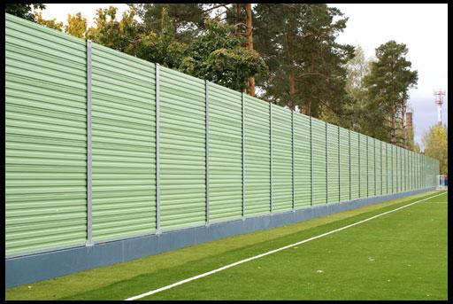 Хороший забор для дачи