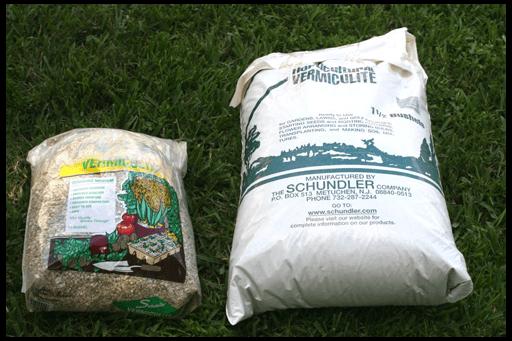 польза вермикулита для растений