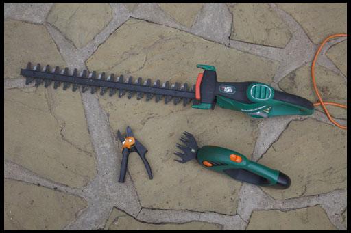 хорошие садовые ножницы и секаторы