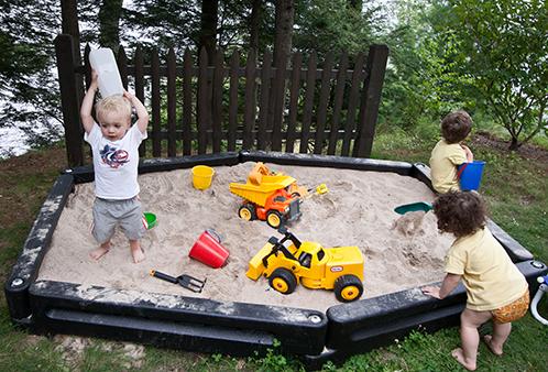 сборная песочница