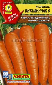 Лучшие сорта моркови