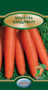 морковь нандрин описание