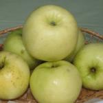 яблоня Белое сияние