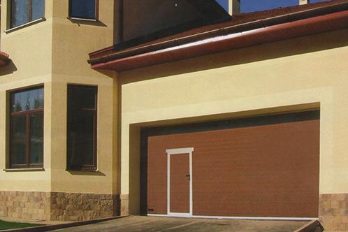 выбрать ворота для гаража