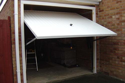как выбрать подъемные гаражные ворота