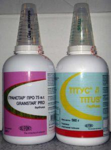 гербицид титус