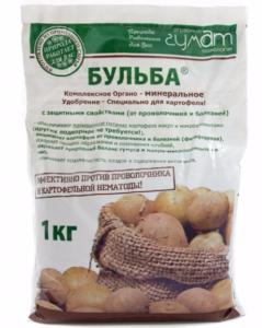удобрение Бульба для картофеля
