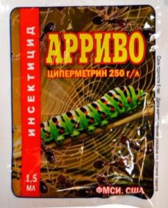 арриво от колорадского жука