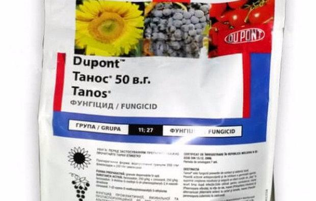 танос от фитофторы на томатах