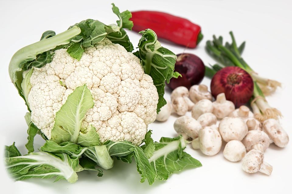 Правильное питаниеы цветная капуста
