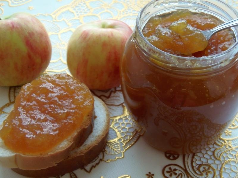 Как можно сделать варенье из яблок 39