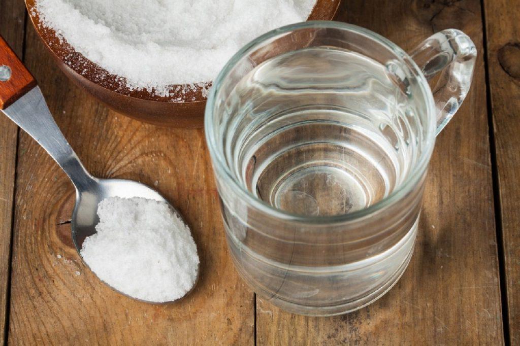 подкормка огурцов содой