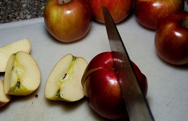 Режим яблоки